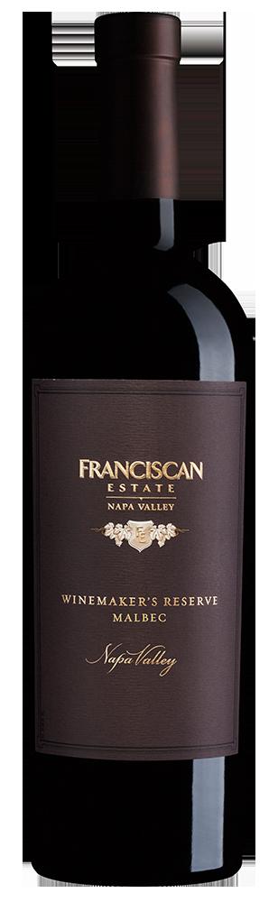 Franciscan Estate FRANCISCAN ESTATE WINEMAKER'S RESERVE MALBEC Bottle Preview