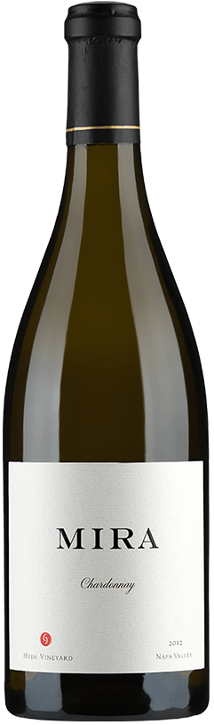 Mira Winery Chardonnay Hyde Bottle Preview
