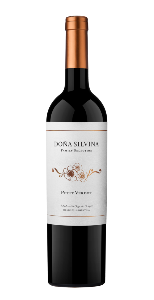 Bodegas Krontiras Doña Silvina Family Selection Petit Verdot Bottle Preview