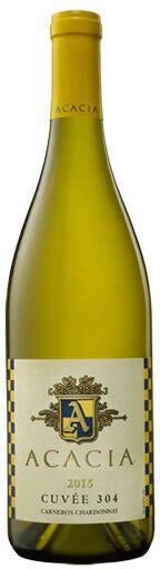 Acacia Vineyard Cuvee 304 Chardonnay Carneros Bottle