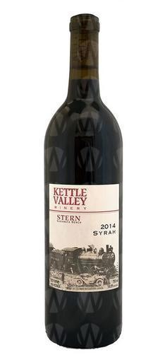 Kettle Valley Winery Stern Syrah
