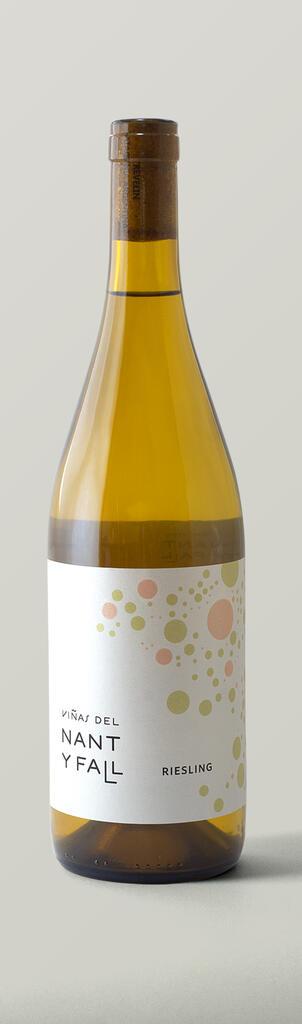 Riesling Bottle