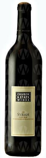 Church & State Wines Syrah