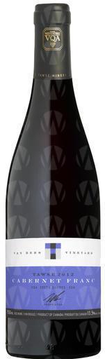 Tawse Winery Cabernet Franc - Van Bers