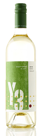 JAX Vineyards Y3 Sauvignon Blanc Bottle Preview