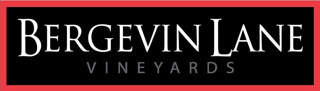 Bergevin Lane Vineyards Logo