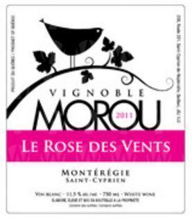Vignoble Morou Le Rose des Vents