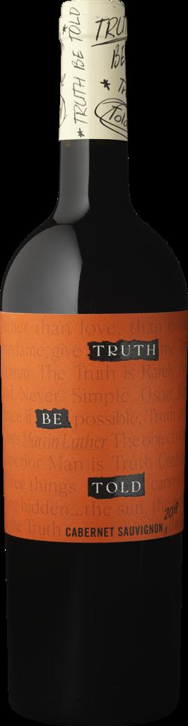 Truth Be Told Cabernet Sauvignon Bottle