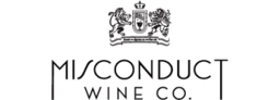 Misconduct Wine Co. Logo