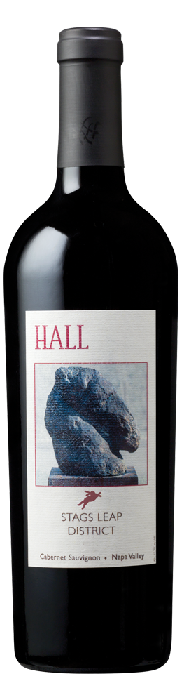 """HALL Napa Valley """"STAGS LEAP"""" CABERNET SAUVIGNON Bottle Preview"""