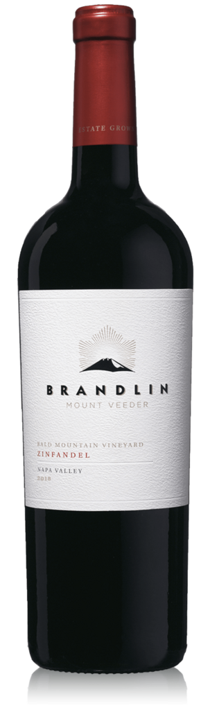 Brandlin Estate Bald Mountain Zinfandel Bottle Preview