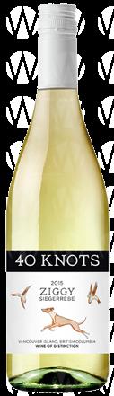 40 Knots Estate Winery Ziggy Siegerrebe