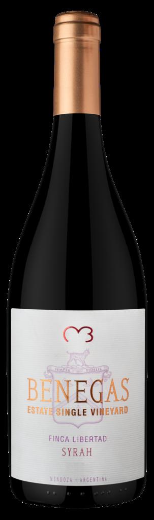 Benegas Benegas Single Vineyard Syrah Bottle Preview