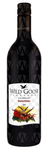 Wild Goose Vineyards Dunkelfelder