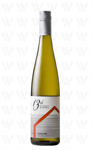 13th Street Winery Riesling