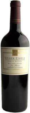 Volker Eisele Family Estate Las Flores, Cabernet Sauvignon Bottle Preview