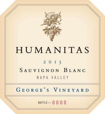 Humanitas Wines Humanitas Sauvignon Blanc Bottle Preview