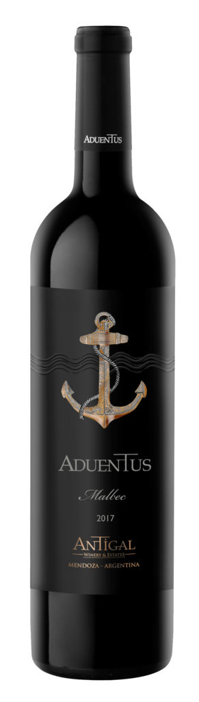 Antigal Winery & Estates Aduentus Malbec Bottle Preview