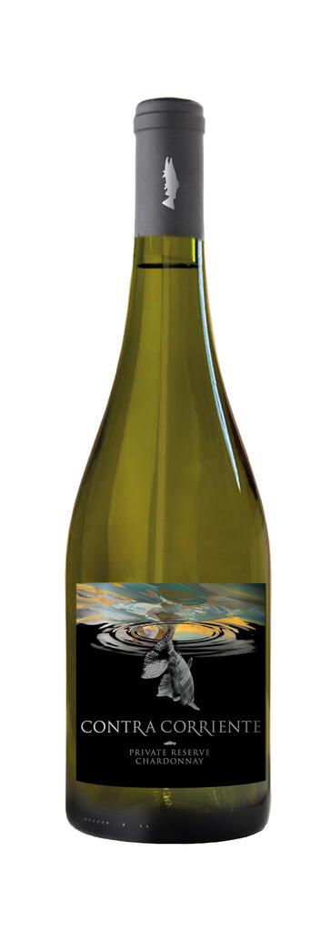 Contra Corriente Bodega Chardonnay Bottle Preview