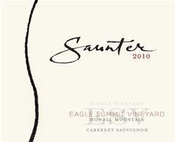 Saunter Wines Logo