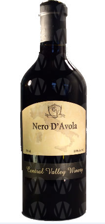 Central Valley Winery Nero d'Avola Italian Edition