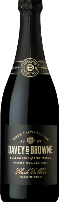 Browne Family Vineyards Dave & Browne Black Bubbles Bottle Preview
