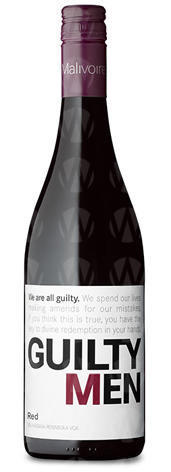 Malivoire Wine Company Guilty Men Red