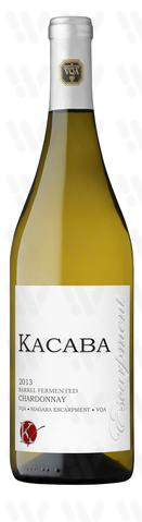 Kacaba Vineyards and Winery Barrel Fermented Chardonnay