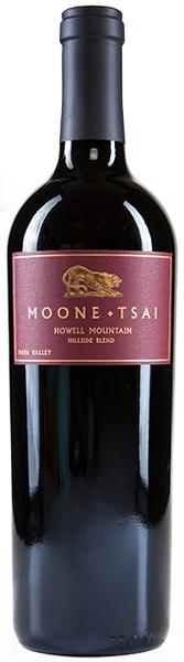 Moone-Tsai Vineyards Howell Mountain Hillside Blend Bottle Preview