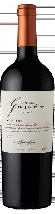 Escorihuela Gascón FAMILIA GASCÓN ROBLE - SYRAH Bottle Preview
