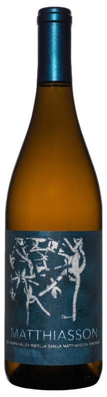 Napa Valley Ribolla Gialla Matthiasson Vineyard Bottle