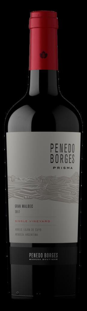 Penedo Borges Prisma Malbec Bottle