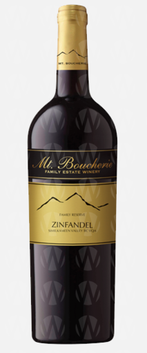 Mt. Boucherie Family Estate Reserve Zinfandel