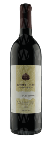 Desert Hills Estate Winery Dust Storm