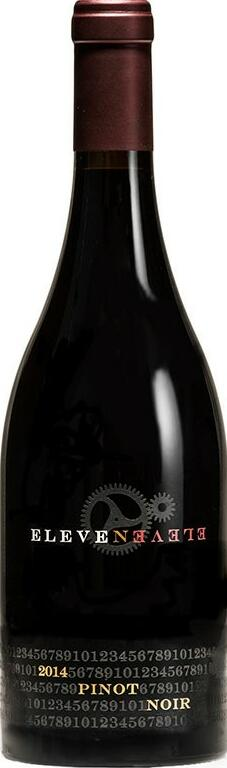 Eleven Eleven Wines BACIGALUPI PINOT NOIR Bottle Preview