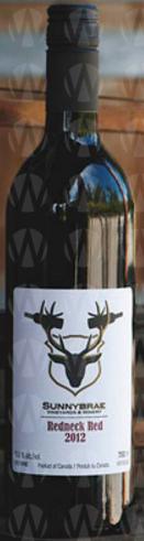 Sunnybrae Vineyards & Winery Redneck Red