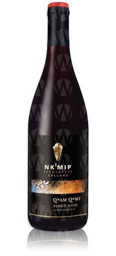 Nk'Mip Cellars Qwam Qwmt Pinot Noir