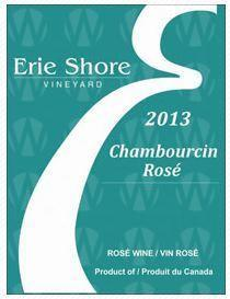 Erie Shore Vineyard Chambourcin Rosé