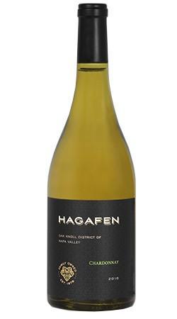 Hagafen Cellars Hagafen Chardonnay Bottle Preview