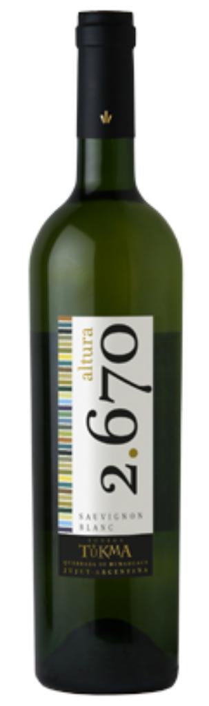 Bodega Tukma Altura 2670 Bottle Preview