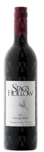 Stag's Hollow Winery & Vineyard Heritage Block