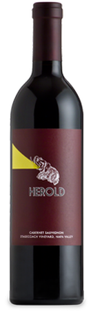 Mark Herold Wines Herold Stagecoach Cabernet Bottle Preview