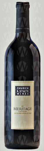 Church & State Wines Coyote Bowl Meritage