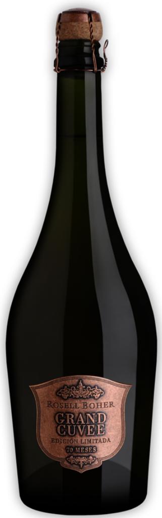 Grand Cuvée 70 Meses Bottle
