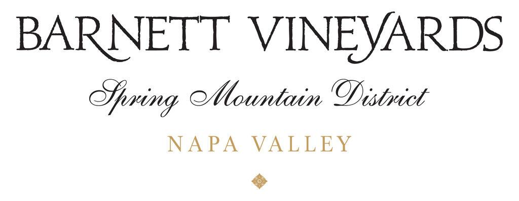 Barnett Vineyards Logo