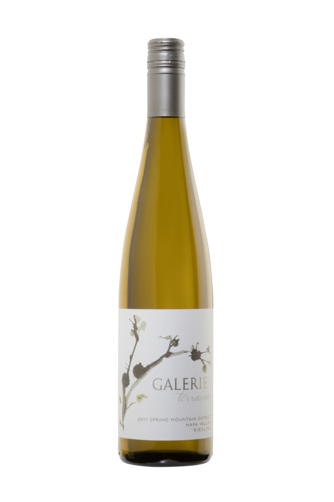 Galerie Tertacea Spring Mountain District Riesling Bottle Preview