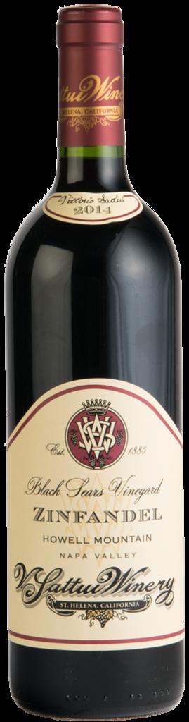 V. Sattui Winery Black-Sears Zinfandel Bottle Preview