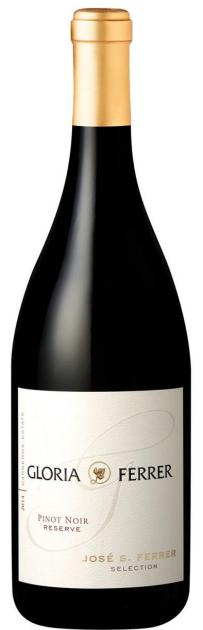 Gloria Ferrer Caves & Vineyards José S. Ferrer Selection Pinot Noir Bottle Preview