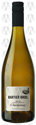 Bartier Bros. Chardonnay (Barrel Fermented)