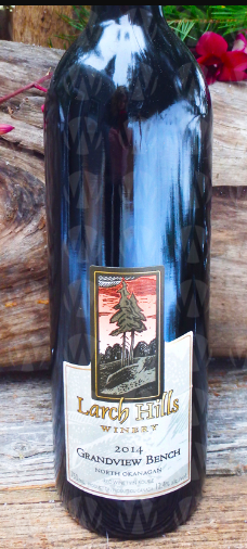 Larch Hills Vineyard and Winery Grandview Bench Red